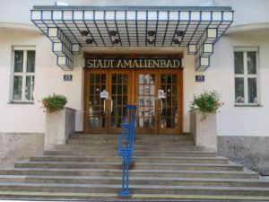 Stadtwanderweg 11 - Amalienbad